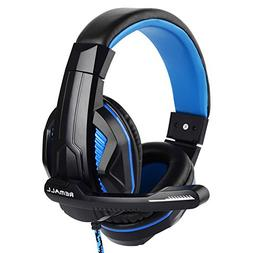 Remall 2018 New Updated Gaming Headphones,X8 3.5mm Stereo So