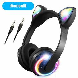 3.5mm Handsfree Stereo Headset With Microphone For PC Comput