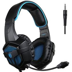 SADES 807 Multi-Platform Gaming Headset for Playstation 4 PS