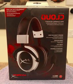 HyperX KHX-H3CLW Cloud Gaming Headset for PC, Xbox One, Xbox