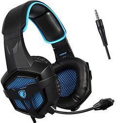 JRCX , Gaming Headsets Headphones for New Xbox one PS4 PC La