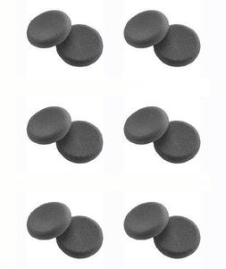 Plantronics  6-Pairs Replacement Ultra soft Foam Ear Cushion