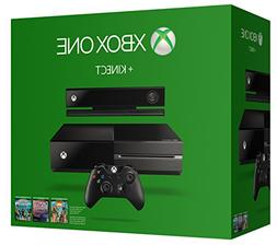 Xbox One 500GB Console with Kinect Bundle