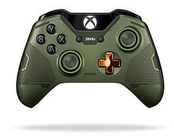 Xbox One Limited Edition Halo 5: Guardians Master Chief Wire