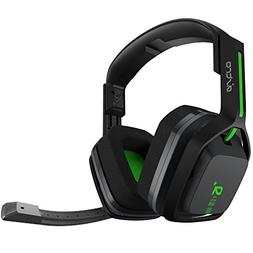 ASTRO Gaming A20 Wireless Headset, Black/Green - Xbox One/PC