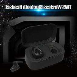 a7 tws bluetooth headset wireless earphone twins