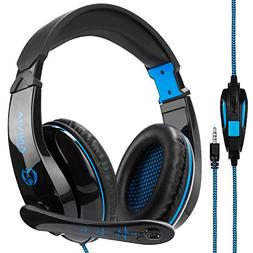 Anivia A9 PS4 Gaming Headset Headphone Over Ear Setero Gamin