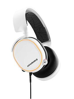 SteelSeries Arctis 5  RGB Illuminated Gaming Headset with DT