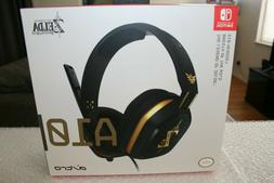 astro a10 s zelda headset for switch