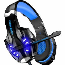BENGOO  G9000 Stereo Gaming Headset for PS4, PC, Xbox One Co