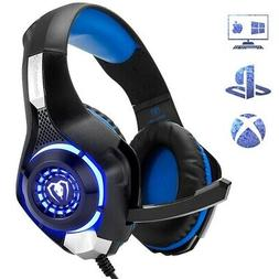 - Gaming Headset for PC, Beexcellent Comfort Noise Reductio
