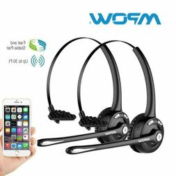 Mpow Bluetooth Headphone Headset Wireless Earphone Driver Tr