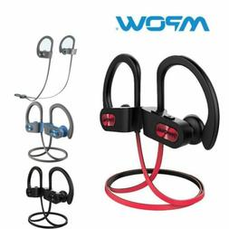 Mpow Bluetooth Headset Sport Wireless Headphones Richer Bass
