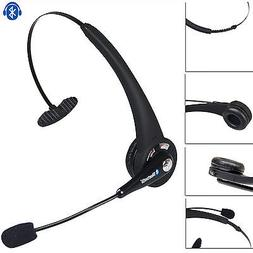 Bluetooth Headset Wireless Headphone with Mic For PS3 & Cell