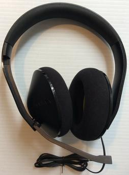 Microsoft Brand Xbox One Chat Headset ONLY is Brand New Fact