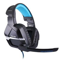 Changing Colors Gaming Headset Over Ear Stereo Headphone 3.5