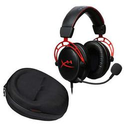 HyperX Cloud Alpha Gaming Headset with Carrying Case **NEW**