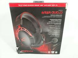 HyperX Cloud Alpha Pro Gaming Headset for PC Ps4 Xbox One Ni