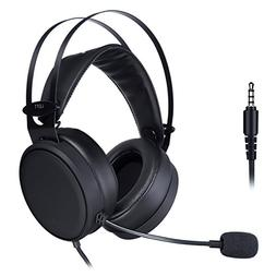 Gaming Headsets, ELEGIANT Xbox PS4 Gaming Headphones with No