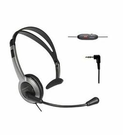Panasonic Cordless Telephone Comfort Fit Headset for Dect 6.