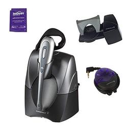 Plantronics CS55 Wireless Headset Bundle With Lifter And Bus
