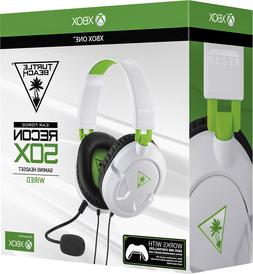 Turtle Beach Ear Force Recon 50X Stereo Gaming Headset Xbox