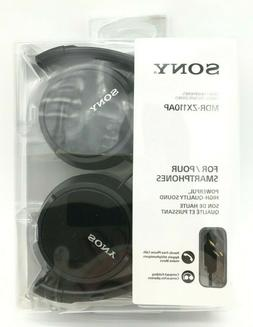 Sony Extra Bass Smartphone Headset with Microphone  MDRZX110