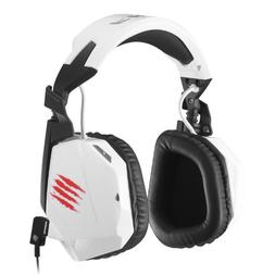 Mad Catz F.R.E.Q.3 Stereo Headset for PC, Mac, and Smart Dev