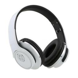 Foldable Headphone Wireless Bluetooth Headset with Mic FM Ra