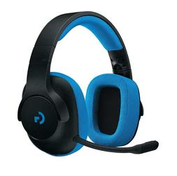 Logitech G233 Prodigy Gaming Headset for PC, PS4, PS4 PRO, X