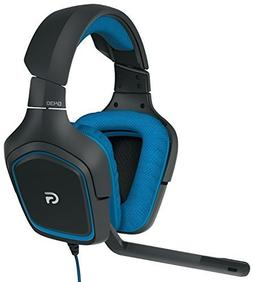 Logitech G430 Surround Sound Gaming Headset with Dolby 7.1 T