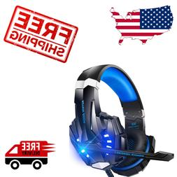 promotion bengoo g9000 Stereo Gaming Headset for PS4, PC, Xb