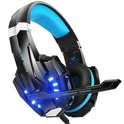 BENGOO G9000 Stereo Gaming Headset for PS4, PC, Xbox One Con