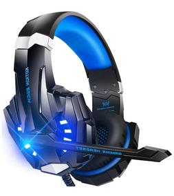 G9000 Stereo Gaming Headset for PS4, PC, Xbox One Controller