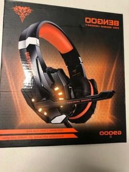 BENGOO G9000 Stereo Gaming Headset for PS4, PC, Xbox One,
