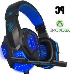 Pro Gamer PC & Xbox Headset for the Latest Microsoft Xbox On