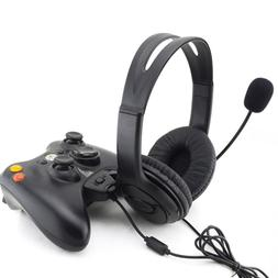Gaming <font><b>Headset</b></font> With Adjustable Microphon
