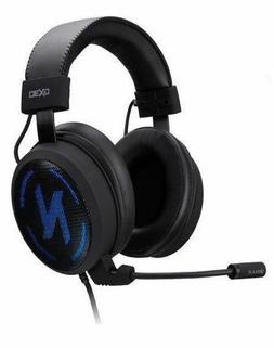 ROSEWILL Gaming Headset with Mic and 7 Color Backlit for PC/
