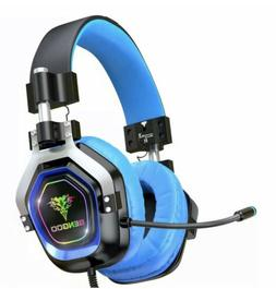 BENGOO Gaming Headset for PS4, PC, Xbox One Controller Lapto