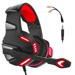 gaming headset for ps4 xbox one over