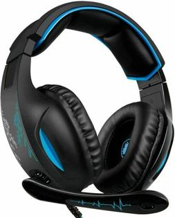 Sades Gaming Headset for Xbox, Playstation, PC, Phone, Table