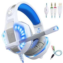 PC Gaming Headset For PS4 New Xbox One ,Beexcellent GM-2 Gam