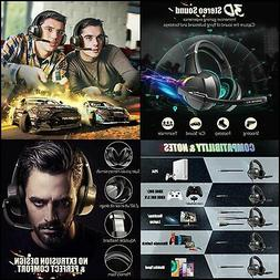 Beexcellent Gaming Headset, PS4 Xbox One Headset with Stereo
