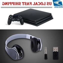 Gaming Headset Wireless Bluetooth 4.1 Headset Stereo Headpho