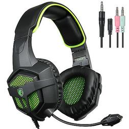 SADES Gaming Headsets PC Headphones with Mic for PS4, PC, Xb