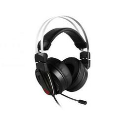 MSI Gaming Stainless Steel Headband HI Res Audio Over Ear wi