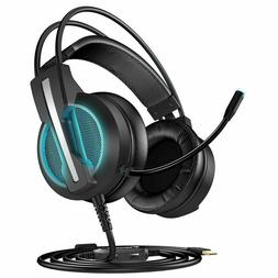 BENGOO GH1 Gaming Headset Noise Cancelling Surround Sound 4D