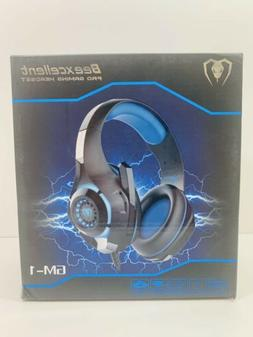 Beexcellent GM-1 Gaming Headset with Surround Sound & Noise-