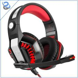 Beexcellent GM-2 Stereo Gaming Headphones Headset Microphone