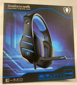 Beexcellent GM-3 3.5mm Professional Gaming Headset PS4 XBOX